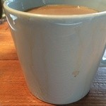 コクテル堂 - コーヒーは美味しいけど、カップが汚れてます