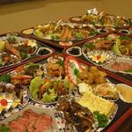 牛亭 - お正月の牛亭鉢盛り(9,500円)