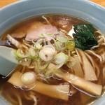 近江家 - ら〜麺 ちょいアップ