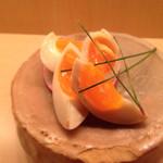 33135593 - 141202 半熟玉子の味噌漬け