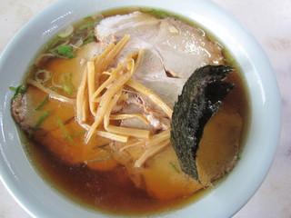 新華 - 豪華チャーシュー麺