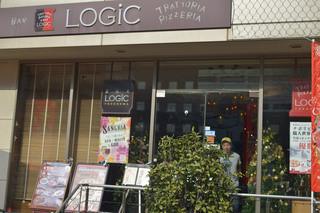 Trattoria&Pizzeria LOGIC 横浜 - Datum:2014/11/30