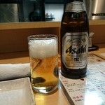 たか美 - 瓶ビール♪