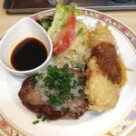 洋食の店 ぺいざん - いちおしセット ¥800