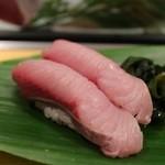 寿司光 - 天然ブリ