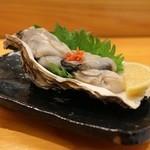 寿司光 - 生牡蠣