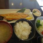 居酒屋 和酔 - 鯖の塩焼き定食