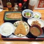 ピエロ - 料理写真:スペシャル定食1,200円