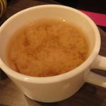 33145006 - ランチスープ(みそ汁)お代わり自由