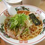 33145386 - 播州醤油ラーメン580円