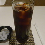 遊食屋さん カッチン - 食後のアイスコーヒー