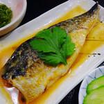 魚MARU - さば味噌煮