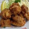 さかえや食堂 - 料理写真:880えん『鳥唐揚定食』2014.11