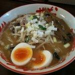 3315819 - '10・02・26 鶏白湯味噌ラーメン850円