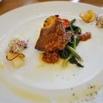 スパーダ - 鶏モモ肉のロースト