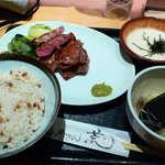 33156038 - 牛たん焼き定食
