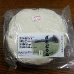 尾瀬ドーフ - ざる豆腐13Cm 600円