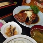 浜めし - 金目の煮つけ定食