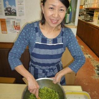 女将手作り、ゆず胡椒‼