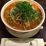Chuugokuryourisui - 龍醬担々麺