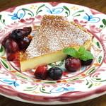 PARADE - ベイクドチーズケーキ