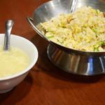 福盈門 - 中華スープも美味しい