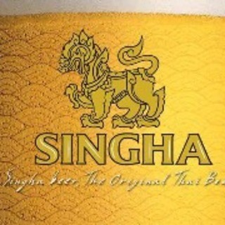 タイの近隣諸国の珍しいアジアの麦酒が勢揃い。