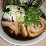 ゆき坊 - マー油豚骨