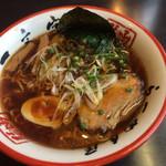 函館麺や 一文字 - チャーシューイケてます!
