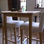 カゼウス - テーブルは6席 カウンター4~8席くらい☆♪