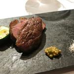 LOVER - 「ジョージ ワシントン」の軽めのグリル・鴨の胸肉