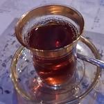 Ankara - チャイ(トルコの紅茶)