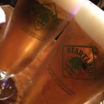 ウォーター - 生ビール ハートランド