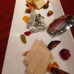 La Coccinella - チーズ盛り合わせ