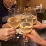 ラ グリュ - 2回目の乾杯