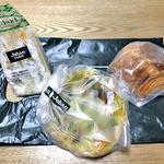 Johan - 自分が購入したパン類(2014年12月)