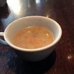 33179647 - ●スープのように見えるが、けんちん汁だった。