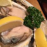 Bar de la Costa HOLA - 牡蠣 北海道厚岸産(2周目)