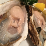 Bar de la Costa HOLA - 牡蠣 北海道厚岸産
