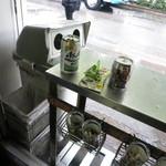 33182945 - new土曜の昼下がり、豆と缶で乾杯!