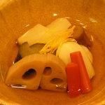 藤久 - 野菜炊き合わせ