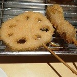 せいちゃん - レンコン80円、豚ロース100円