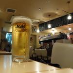 せいちゃん - 生ビール550円
