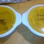 ジャイジャイカー - ★2014・12再訪 キーマカレーとチキンカレー