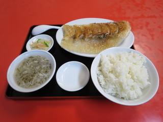 大連 - 焼き餃子定食