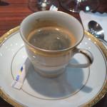 グリル アンドウ - コーヒー