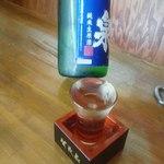 トケイソウ - 明快なラベルの「潔さ」国酒の鑑