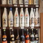 トケイソウ - 賀茂鶴、亀齢も好きです。白牡丹はさらに好きです!でも賀茂泉。