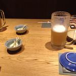 土風炉 淡路町店 - ビールで乾杯