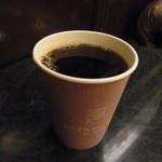 アンティコカフェ アルアビス - Mブレンドコーヒー ¥350